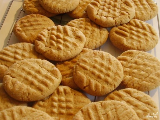 Печенье на молоке