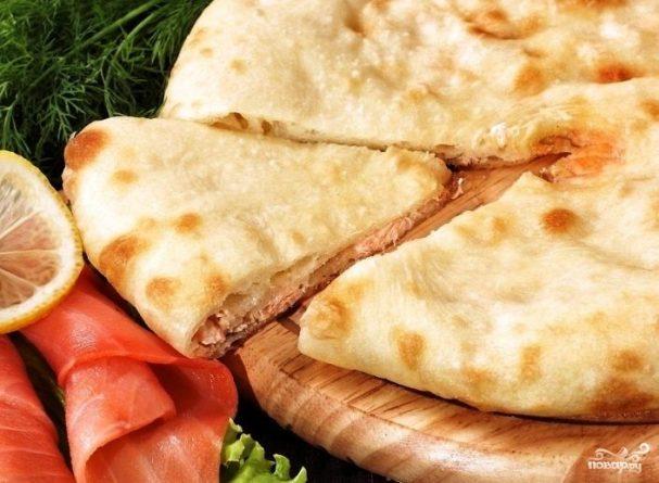 Осетинские пироги фото пошаговый рецепт