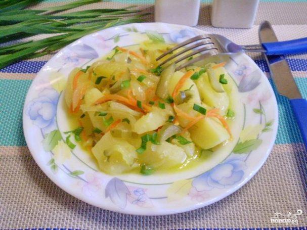 рецепты заливное из курицы с солеными огурцами