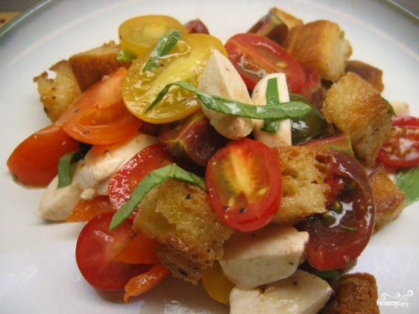 """Овощной салат """"Для любимого"""""""