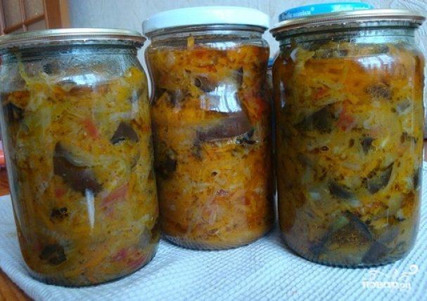 грибная солянка на зиму рецепты с капустой