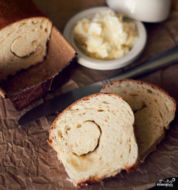 Ванильный хлеб