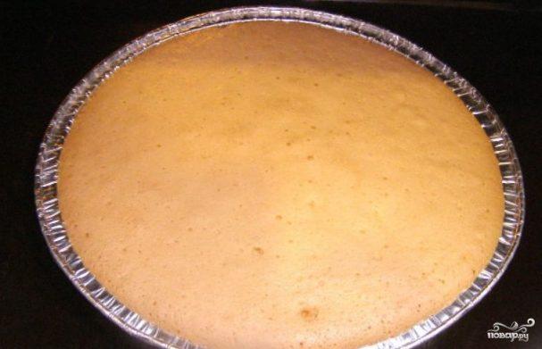 Бисквитное тесто для пирога