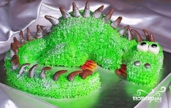"""Торт """"Дракон"""""""