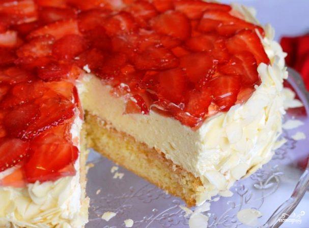 Классический рецепт торта Наполеон с