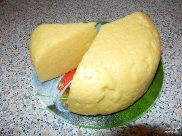 Домашний сыр рецепт из творога с фото