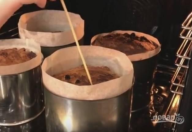 Шоколадный кулич на Пасху - пошаговый рецепт