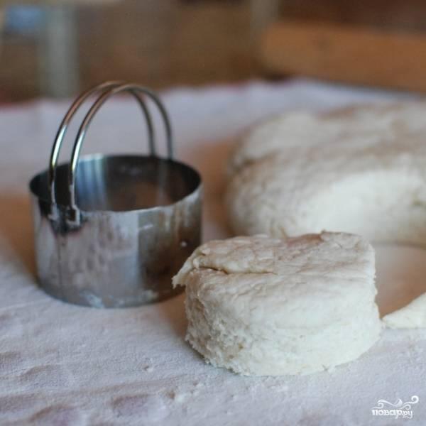Английское печенье - пошаговый рецепт