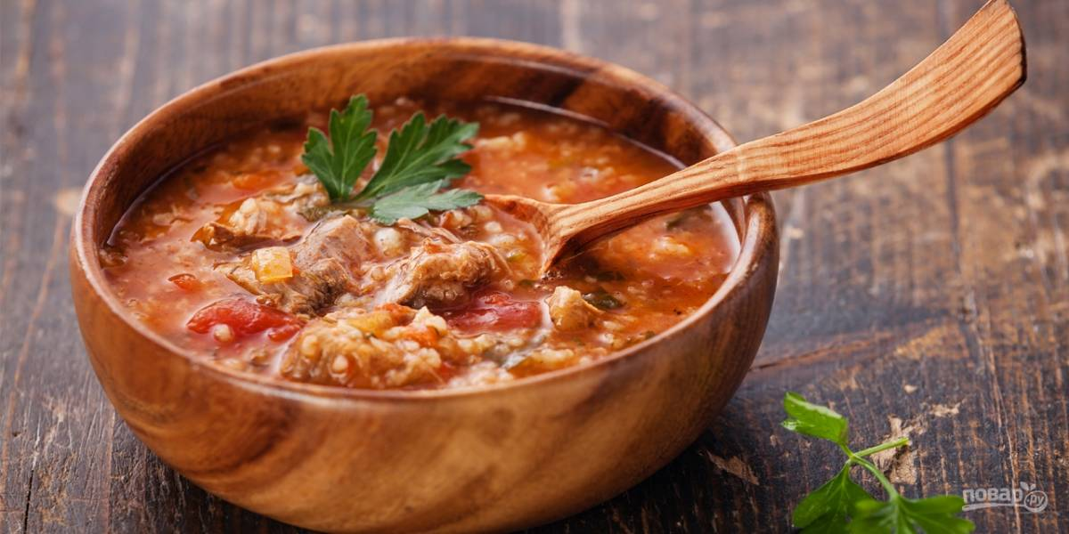 """Суп """"Харчо"""" (вкусный)"""