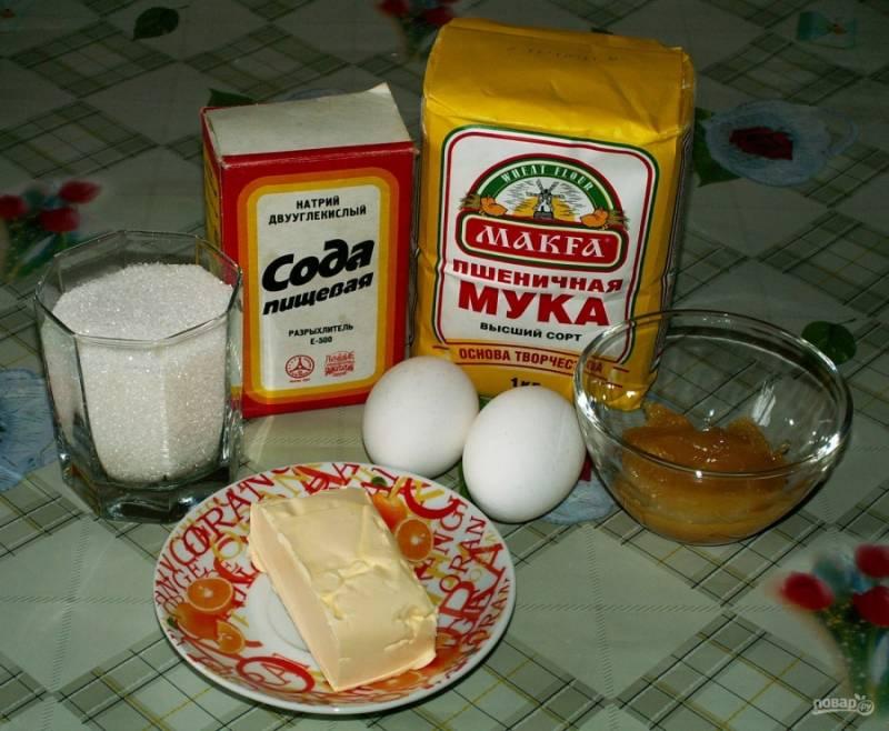 Торт - Медовик - со сгущенкой - пошаговый рецепт
