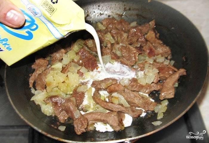 Мясная подлива из говядины - пошаговый рецепт