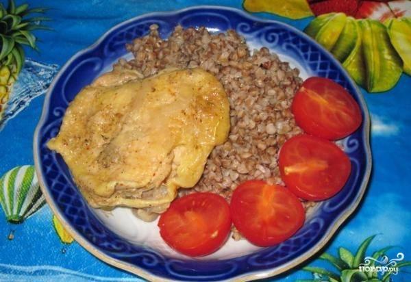 Бедро цыпленка в мультиварке - пошаговый рецепт
