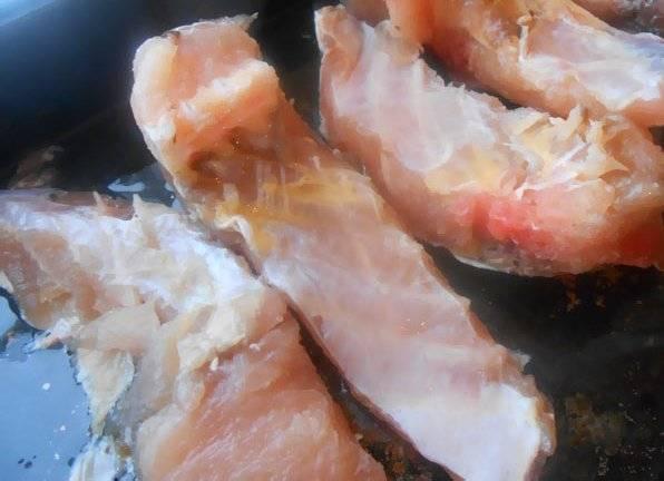 Рыба, тушеная в сливках - пошаговый рецепт