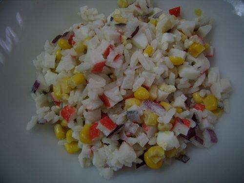 Салат - Пушистик - пошаговый рецепт с фото на