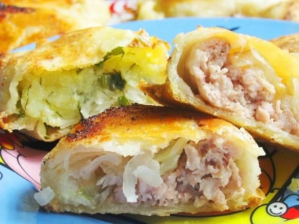 Пирожки с брюквой - пошаговый рецепт с фото на