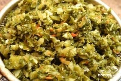 щи из зеленой капусты рецепт с фото-хв2