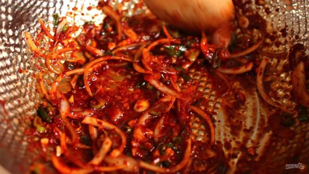 Салат корейский - пошаговый рецепт с фото на