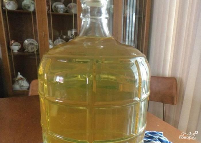 Домашнее вино из облепихи - пошаговый рецепт с фото на