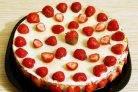 Торты с клубникой - рецепты с фото на (68 рецептов клубничных тортов)