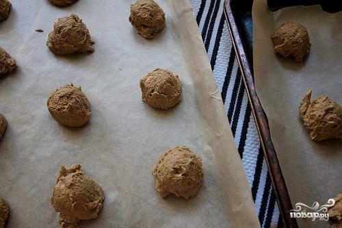 Печенье с фундуком и эспрессо - пошаговый рецепт