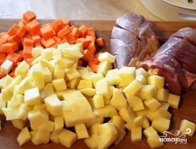 Оливье с индейкой - пошаговый рецепт