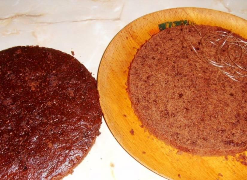 Немецкий шоколадный торт - пошаговый рецепт