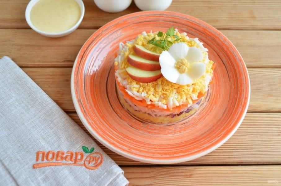 12 легких весенних салатов