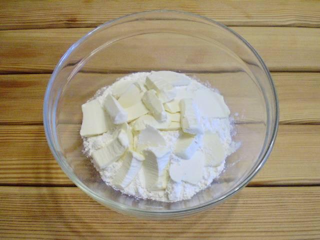Печенье с яблоками - пошаговый рецепт