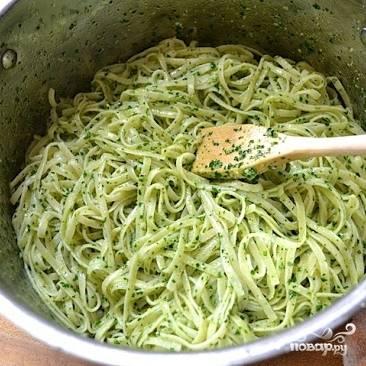 Диетическая паста - пошаговый рецепт