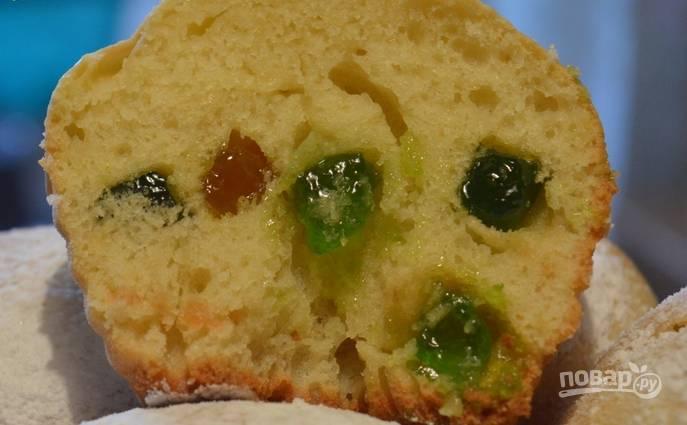 Быстрые и вкусные кексы на сметане - пошаговый рецепт с фото на