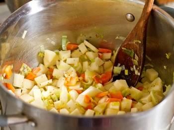 Суп Зоннтаг - пошаговый рецепт