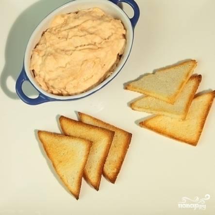 Мусс из лосося - пошаговый рецепт
