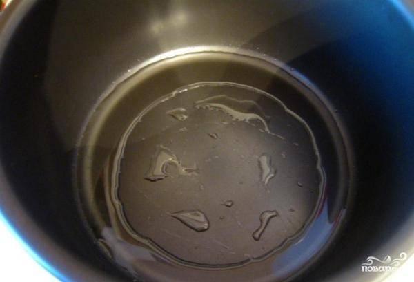 Печеночный паштет из говяжьей печени в мультиварке - пошаговый рецепт