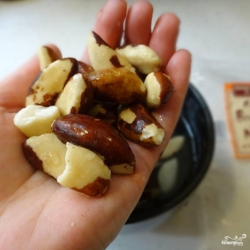 Паста из бразильских орехов и сушеных помидоров - пошаговый рецепт с фото на