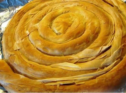 Ачма абхазская - пошаговый рецепт