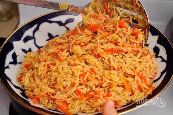 Вкусный плов из баранины - пошаговый рецепт