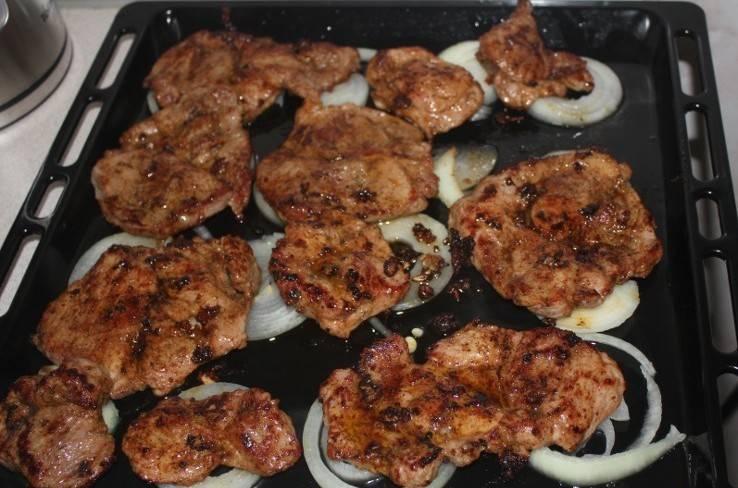 Свинина в соевом соусе - пошаговый рецепт с фото на