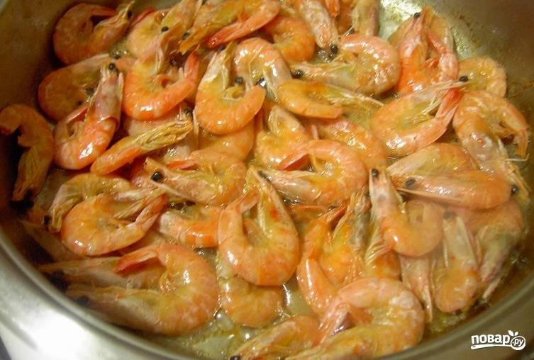 Суп-пюре с морепродуктами - пошаговый рецепт с фото на