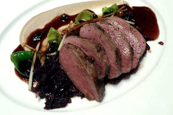 Мясо марала в духовке