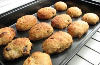 Низкокалорийное печенье - пошаговый рецепт