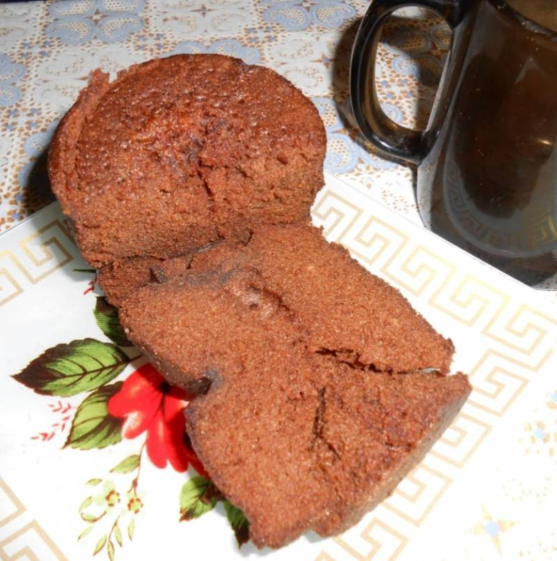 Быстрый кекс в кружке - пошаговый рецепт