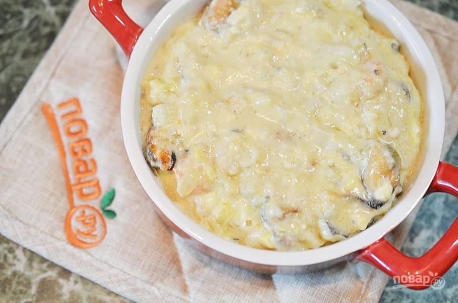 Чилийское чупе - пошаговый рецепт