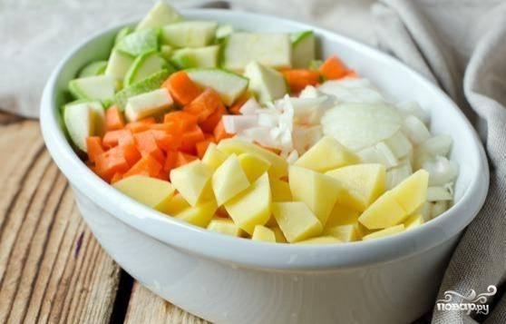 Постный суп в мультиварке - пошаговый рецепт