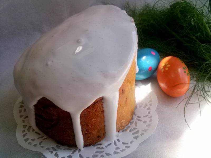 Как приготовить глазурь без яиц