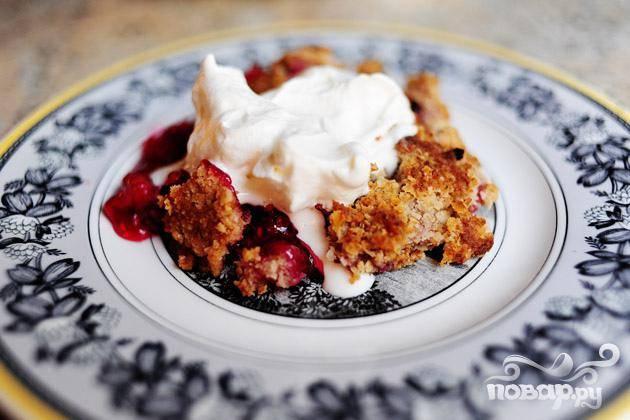 Малиновый пирог - пошаговый рецепт с фото на