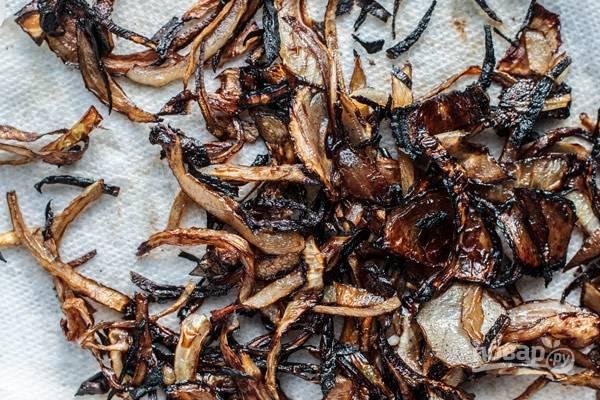 Чечевица черная на сковороде - пошаговый рецепт с фото на