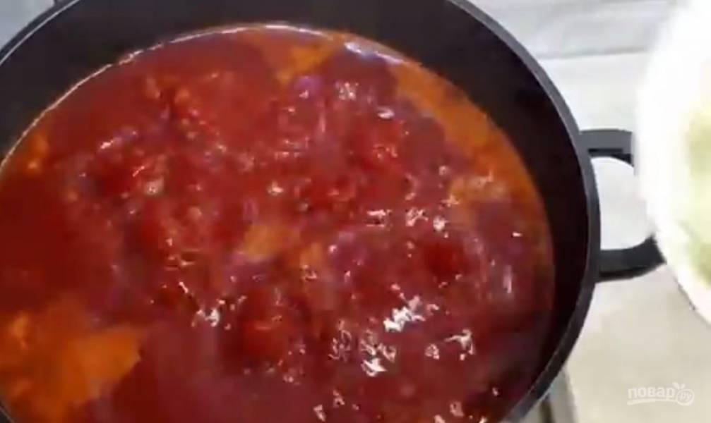 Украинский борщ с грибами - пошаговый рецепт с фото на