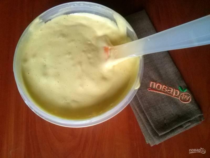 Новогодний кекс - Елочка - пошаговый рецепт с фото на