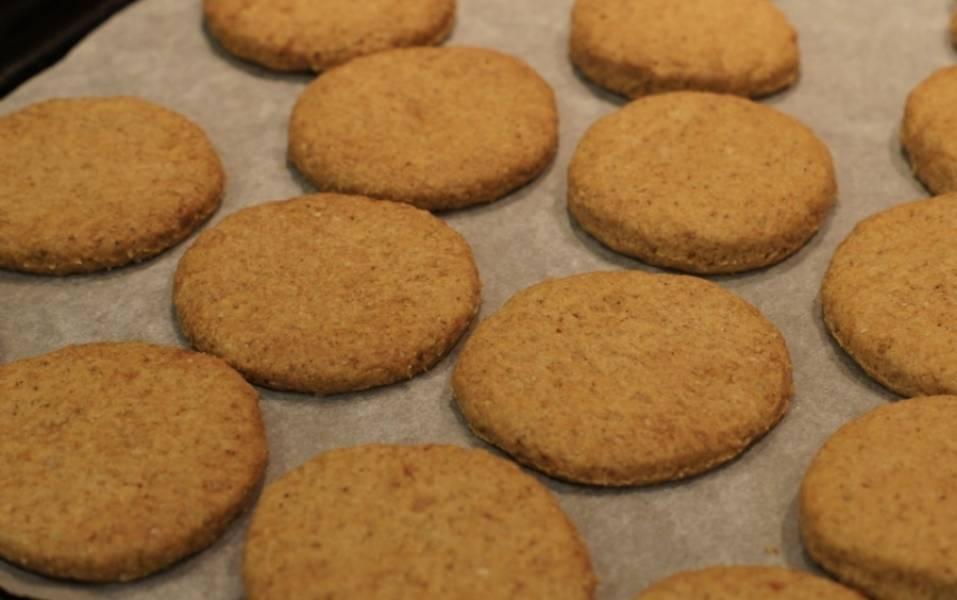 Овсяное печенье на растительном масле - пошаговый рецепт с фото на