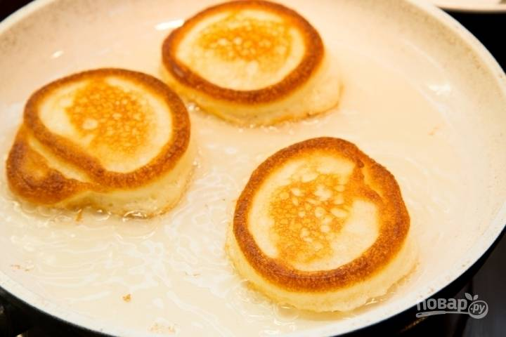 Лепешки на кефире - пошаговый рецепт